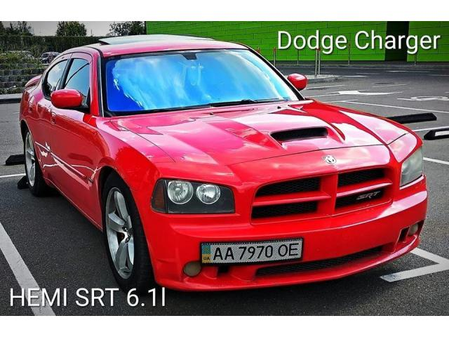 Продам Dodge Charger SRT 8 2007 г.в. Киев - 1/6