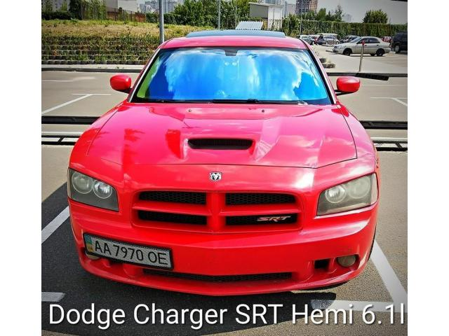 Продам Dodge Charger SRT 8 2007 г.в. Киев - 2/6