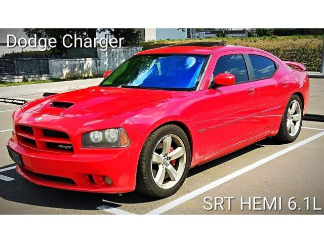 Продам Dodge Charger SRT 8 2007 г.в. Киев - 3/6