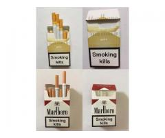 Опт - сигареты Marlboro red, Gold Duty Free