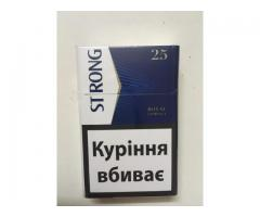 Сигареты Strong(25), Blue, Red, ROYAL compact оптом